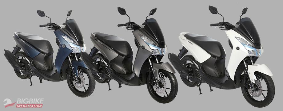 Yamaha LEXi VVA