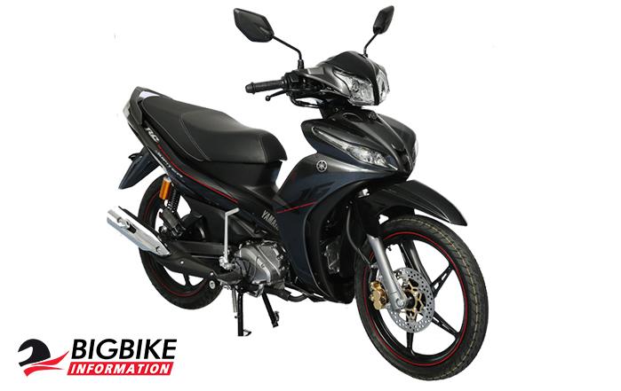 Yamaha Jupiter RC 2017 สีดำ