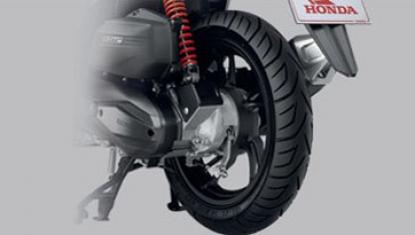 Sporty Cast Wheel