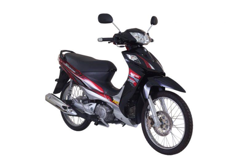 Suzuki shogun 125