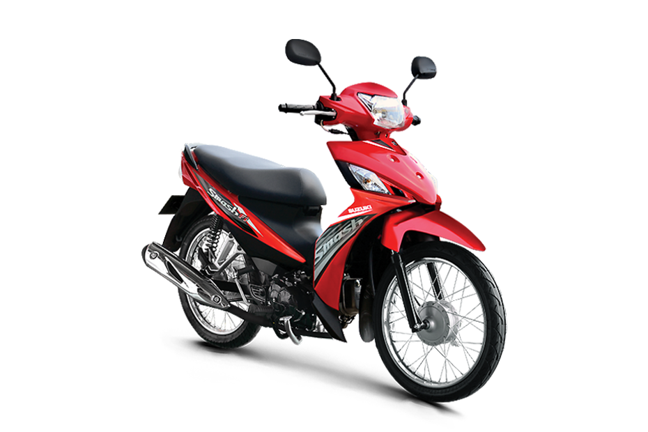 Suzuki smash 115 Fi