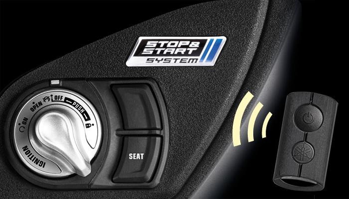 Smart Key System เฉพาะรุ่น S