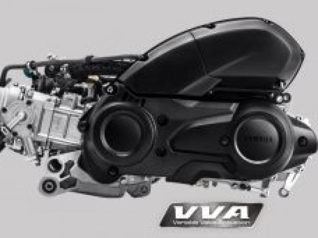 เครื่องยนต์ใหม่ VVA ระบบวาล์วแปรผันอัจฉริยะ