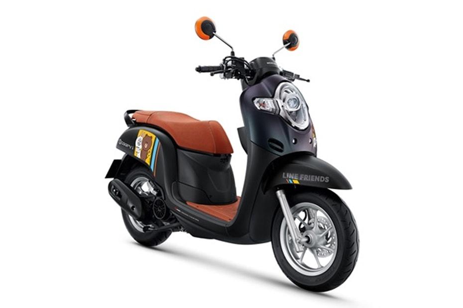 All New Honda Scoopy i ปี 2019 ราคา ข้อมูลสเปค ตารางผ่อนดาวน์