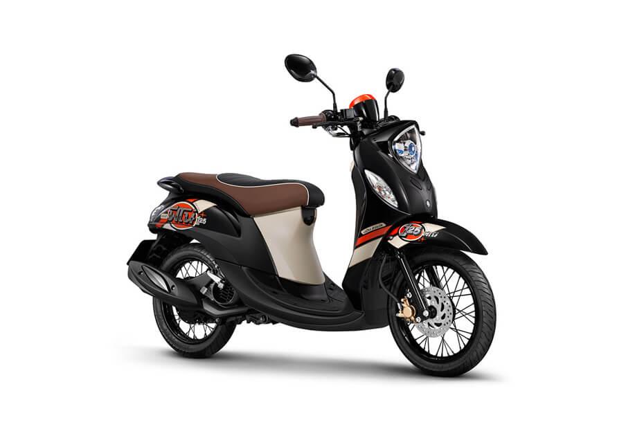 Yamaha Fino 125 ปี 2015 ราคา ข้อมูลสเปค ตารางผ่อนดาวน์