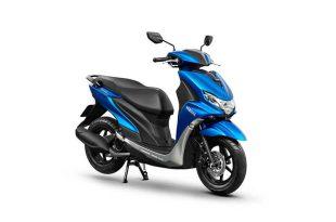 Yamaha Freego ปี 2019