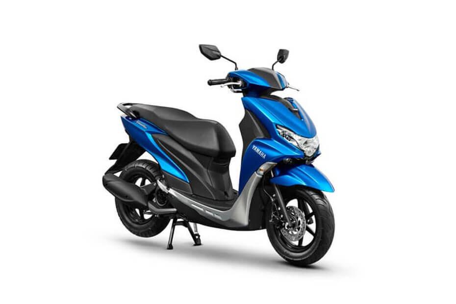 Yamaha Freego ปี 2019 ราคา ข้อมูลสเปค ตารางผ่อนดาวน์