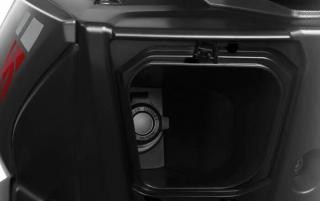 ช่องต่อชาร์จแบตไฟสำรอง Yamaha Aerox 155 ปี 2019