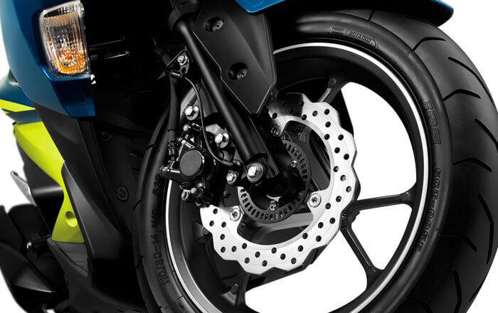 ดิสก์เบรกหน้า Yamaha Aerox 155 ปี 2019