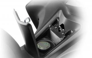 ฝ่าถังน้ำมันกลางรถ Yamaha Aerox 155 ปี 2019