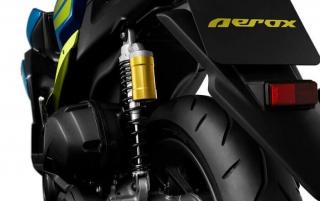 ระบบกันสั่นสะเทือน Yamaha Aerox 155 ปี 2019
