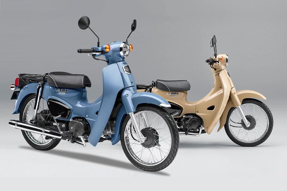 ฮอนด้า อัพเดทสีใหม่กับรุ่น Honda Super Cub 50 และ Super Cub 110 ปี 2019