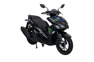 แอร็อกซ์ 155 ปี 2019 รุ่น MotoGP Edition
