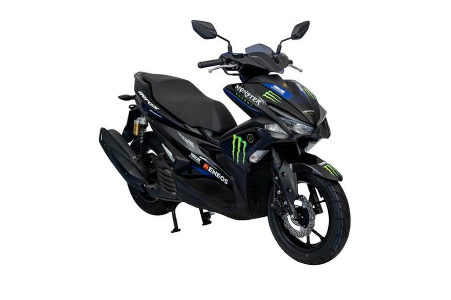 Yamaha Aerox 155 ปี 2019 ราคา ข้อมูลสเปค ตารางผ่อนดาวน์