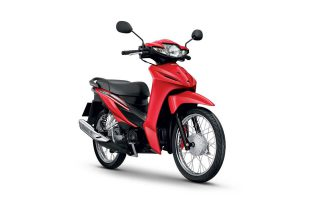 Honda wave110i 2016