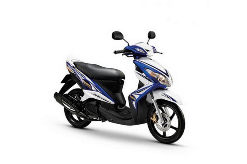 Yamaha Mio 125i ปี 2015