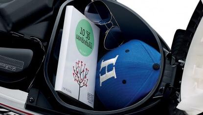 กล่องเก็บของใต้เบาะรถ ฮอนด้า เวฟ110ไอ ปี 2016