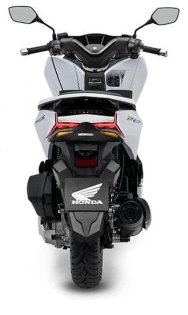 นิว ฮอนด้า PCX150 Sport 2019 ด้านหลัง