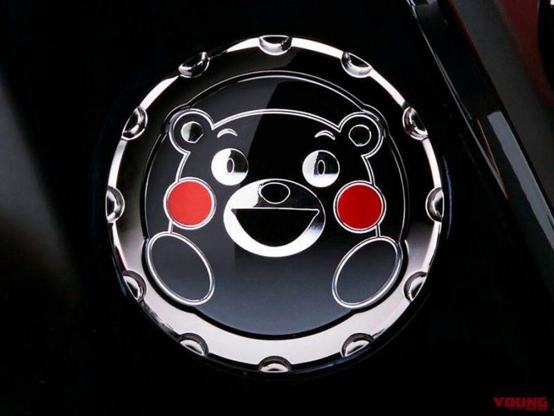 อัพเดทสีใหม่ Honda Cross Cub พร้อมสัญลักษณ์ คุมะมงสุดน่ารัก