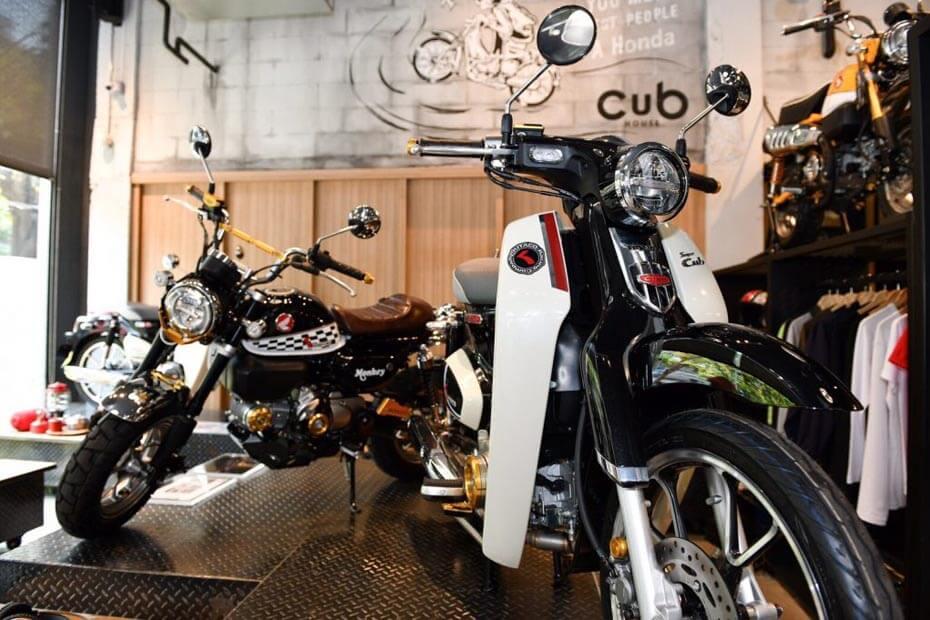 เปิดตัว Honda Monkey และ C125 Limited Edition ทาง AP Honda จับมือแบรนด์แต่งชื่อดัง