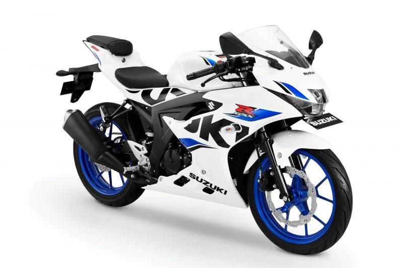 การออกแบบคล้าย Suzuki GSX-R150