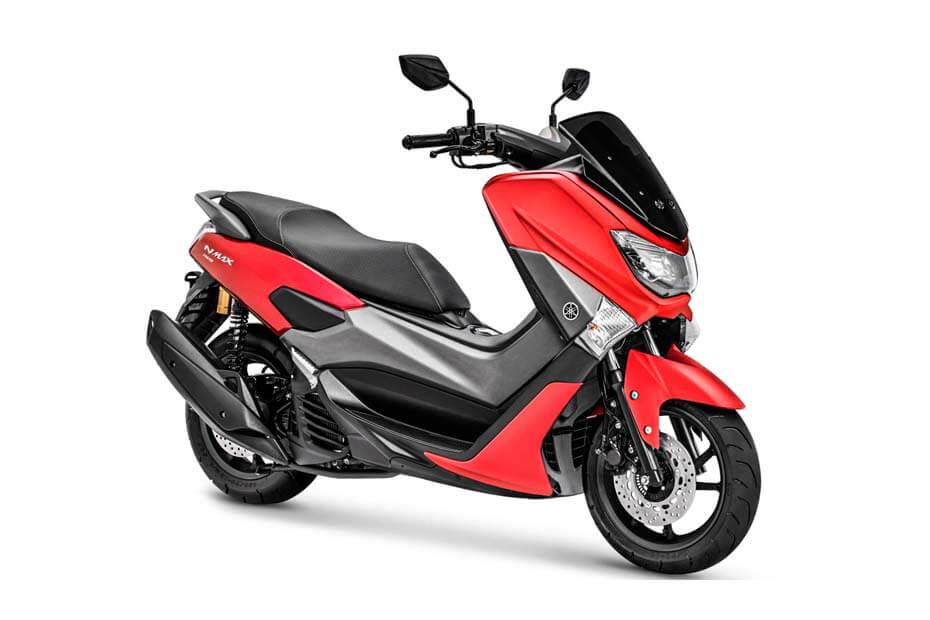 เปิดตัวสีใหม่ Yamaha Nmax 155 Matte Red 2019 อย่างเป็นทางการกับสีสันที่ดึงดูดใจ