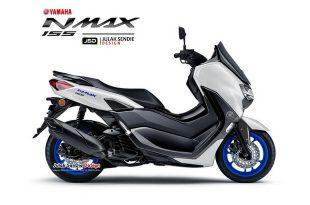 All New Yamaha Nmax 155