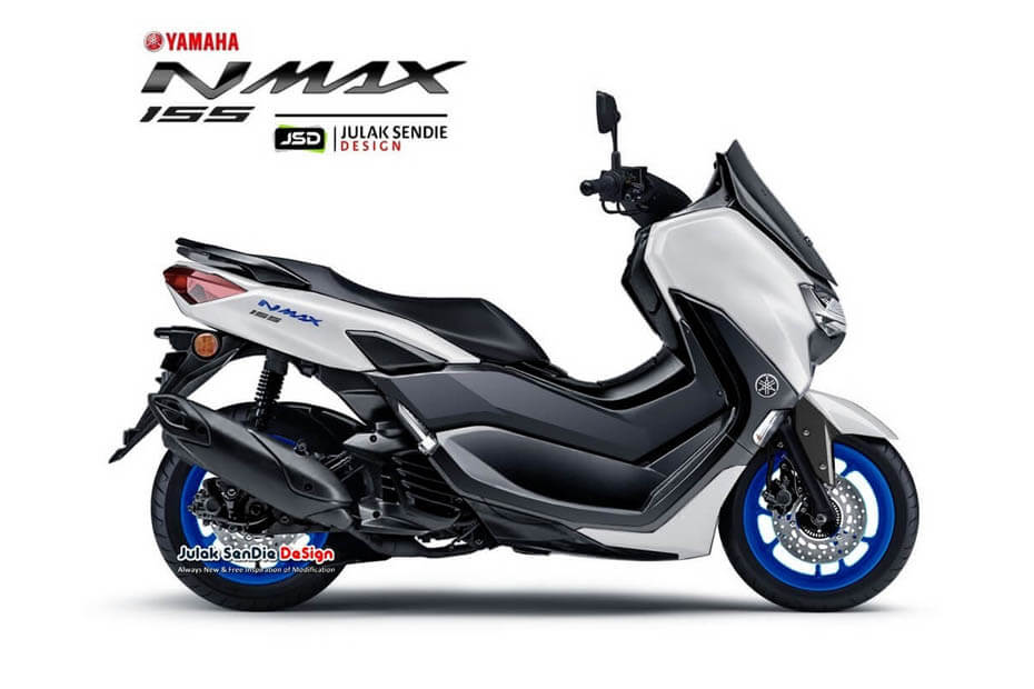 All New Yamaha Nmax 155