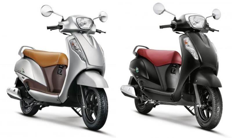 เปิดตัว Suzuki Access 125 CBS ที่ประเทศอินเดียในปี 2019