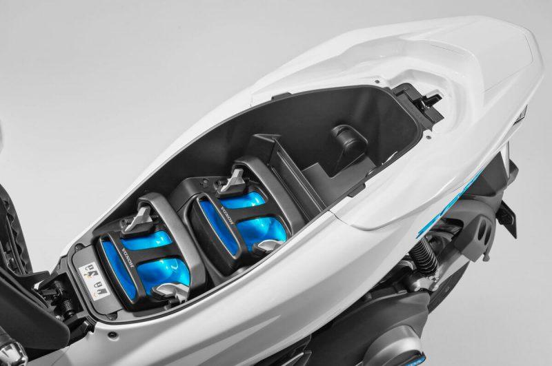 แบตเตอรี่รถจักรยานยนต์ไฟฟ้าที่คาดจะนำมาใช้