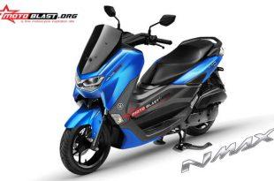 All New Yamaha NMAX กับภาพเหมือนจริง