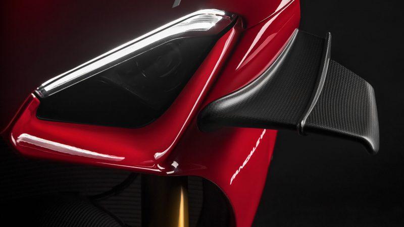 Ducati Panigale V4 ไฟหน้า