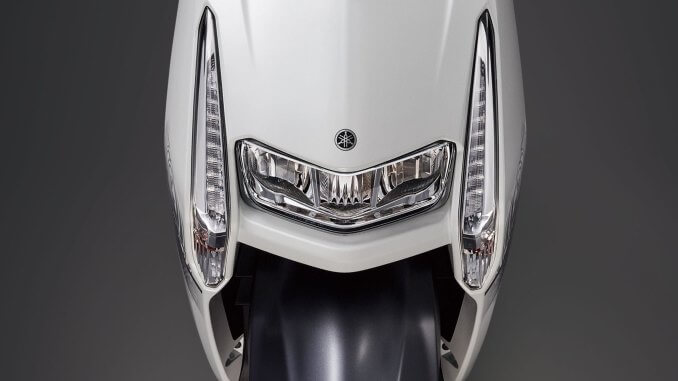 Yamaha Limi 2019 ไฟหน้า