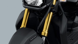 Honda Zoomer-X ปี 2019 โช้กหัวกลับ