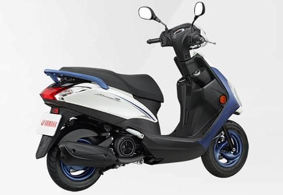 Yamaha AXIS Z 125 2019 ช่วงท้ายรถ