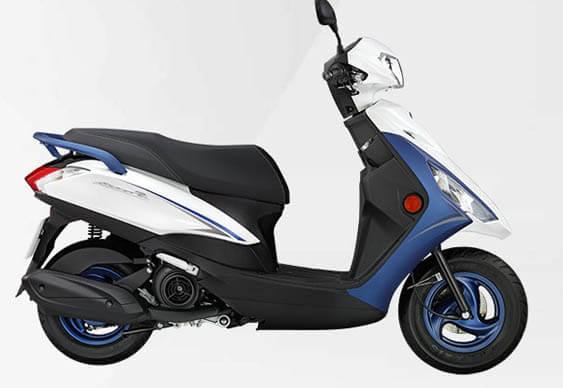 Yamaha AXIS Z 125 2019 ด้านข้าง