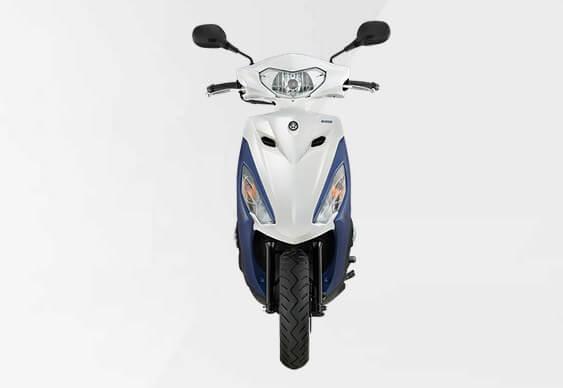 Yamaha AXIS Z 125 2019 ด้านหน้า