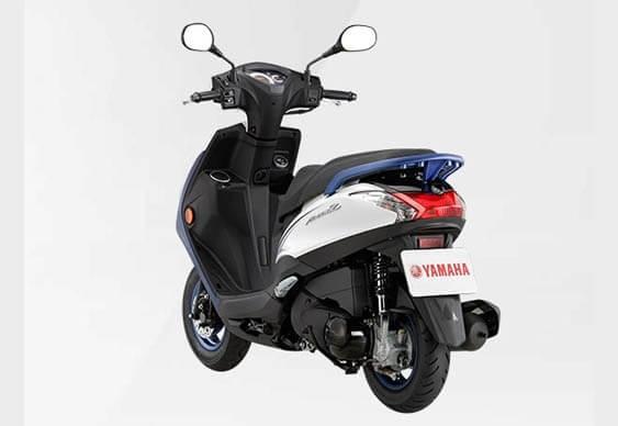 Yamaha AXIS Z 125 2019 ท้ายของรถ