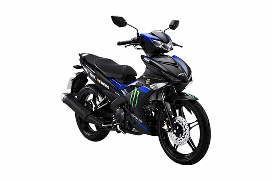 Yamaha เปิดตัว MX-KING 2019 ที่เวียดนามกับรุ่นพิเศษ Monter Energy livery