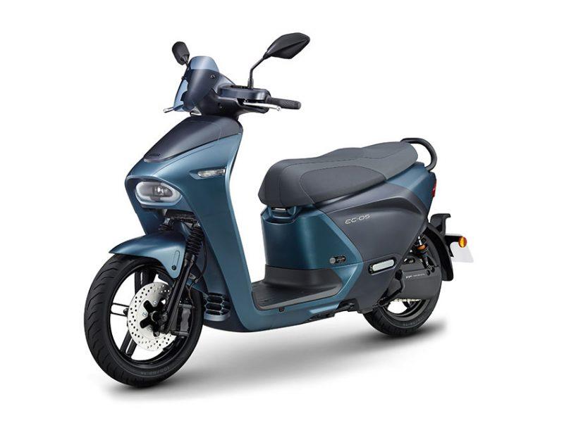 เปิดตัว Yamaha EC-05 ในไต้หวันในปี 2019