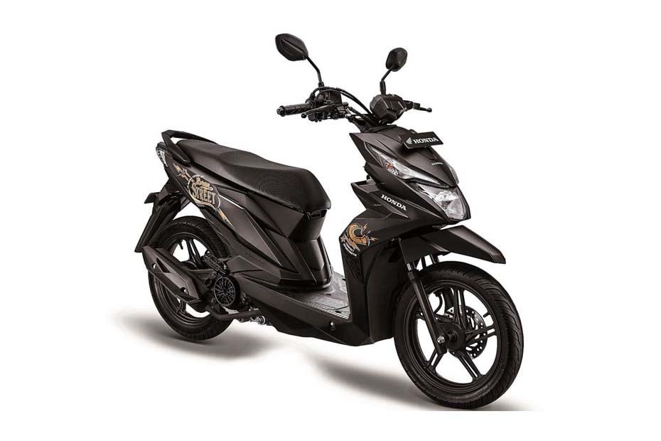 Honda เปิดตัว BeAT Street eSP โฉมใหม่ปี 2019 ที่อินโดนีเซีย