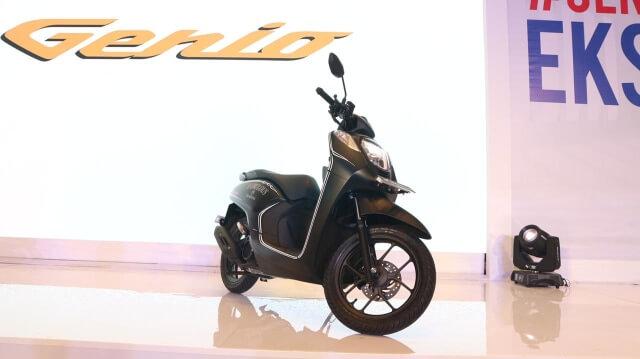 Honda Genio 110 2019