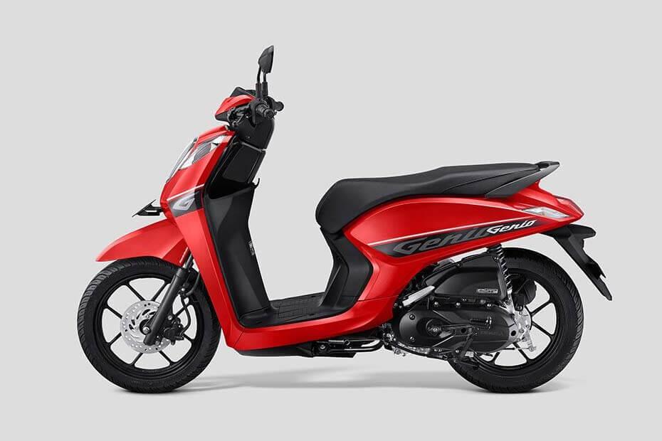 เปิดตัว Honda Genio 110 2019 อย่างเป็นทางการกับสกูตเตอร์ที่ผสมผสานความเป็น Scoopy