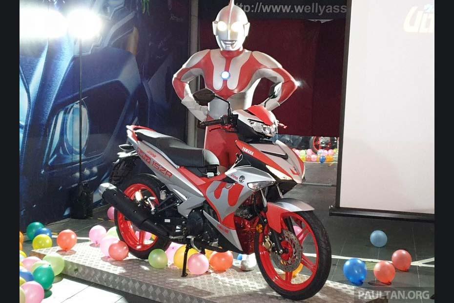 MX King เวอร์ชั่น Ultraman