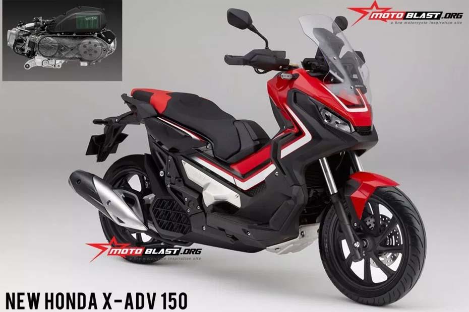 จะเป็นอย่างไรหาก Honda X-Adv ใช้เครื่องยนต์ PCX 150cc
