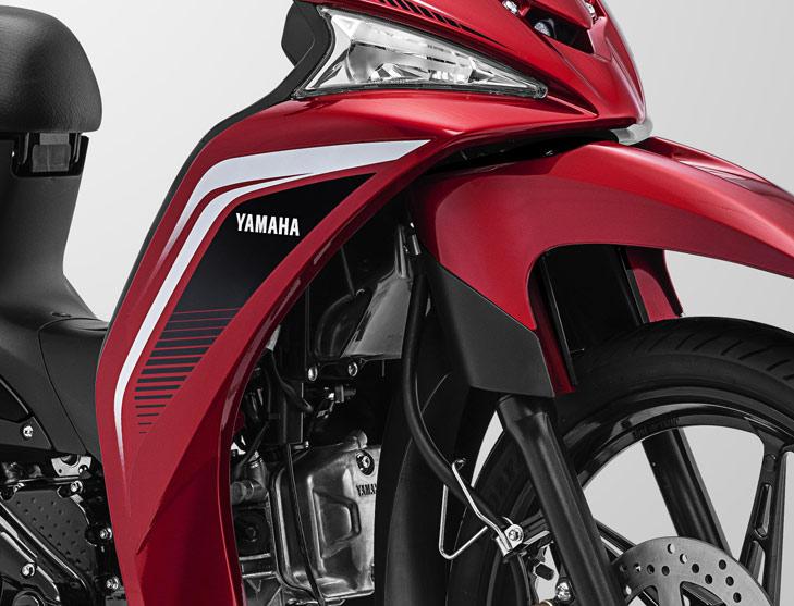 Yamaha Vega Force ปี 2019 อัพเดทสีใหม่สไตล์สปอร์ต