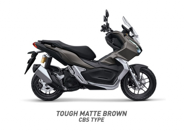 Honda ADV-150 2019 MATTE BROWN