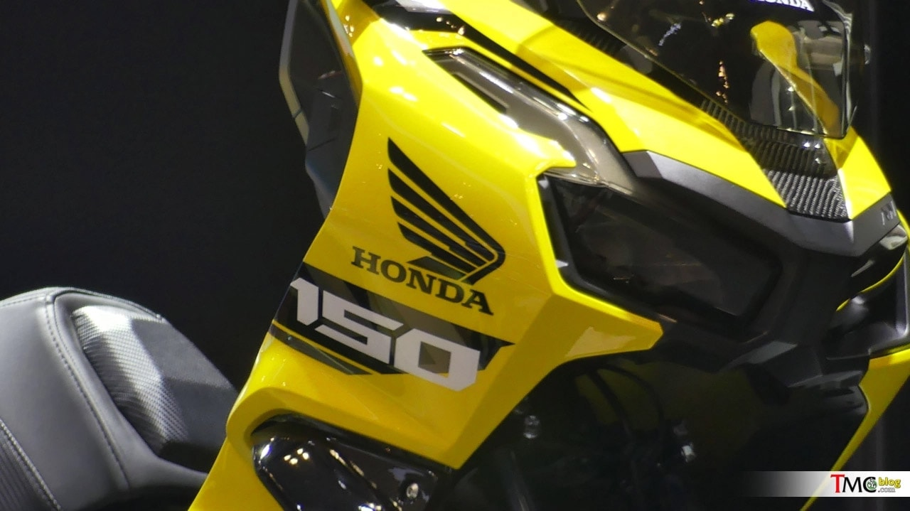 Honda ADV-150 2020 เวอร์ชั่น Urban Street ไฟหน้า