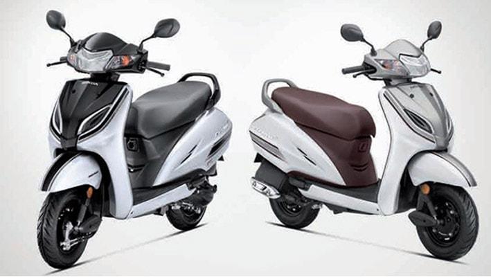 Honda Activa 5G 2019 รุ่น Limited Edition 2 สี