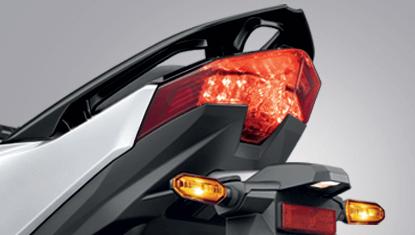 Honda Click 125i 2019 ไฟท้าย